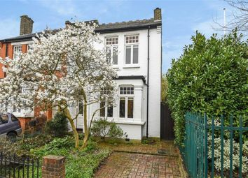 Thumbnail 4 bed semi-detached house for sale in Gordon Road, South Woodford, London
