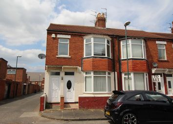 Thumbnail 3 bed flat to rent in Emlyn Road, South Shields