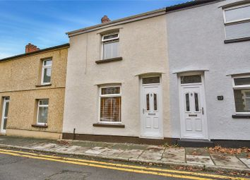 Thumbnail 3 bed terraced house for sale in Harcourt Street, Ebbw Vale, Blaenau Gwent