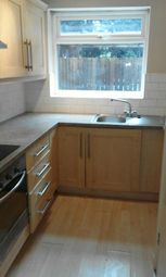 Thumbnail 1 bed flat to rent in Derwent Crescent, Woodthorpe, Nottingham