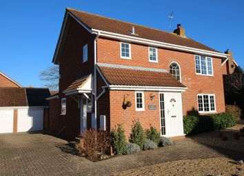 Thumbnail 4 bed terraced house for sale in Rowan Close, Swanmore