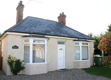 Thumbnail 3 bedroom detached bungalow to rent in Denmark Lane, Diss