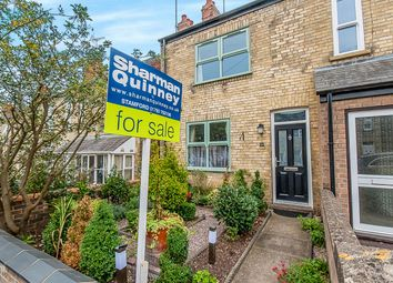 Thumbnail 2 bed end terrace house for sale in Queens Walk, Stamford