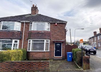 2 bed semi-detached house for sale in Recreation Road, Longton, Stoke-On-Trent, Staffordshire ST3