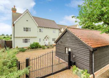Thumbnail 5 bed detached house for sale in St. Johns Road, Moggerhanger, Bedford, Bedfordshire