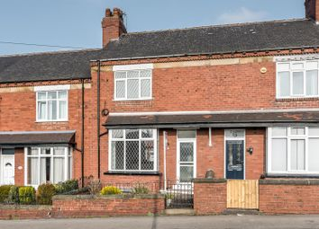 Thumbnail 2 bedroom terraced house for sale in Station Road, Kippax, Leeds