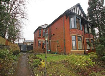 Thumbnail 5 bed semi-detached house for sale in Ashleigh Street, Darwen