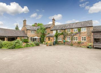 Thumbnail 5 bed barn conversion for sale in Leicester Road, Sharnford, Hinckley