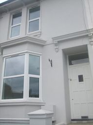 Thumbnail 4 bed terraced house to rent in Hastings Road, Brighton, East Sussex
