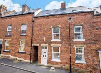 Thumbnail 4 bed terraced house to rent in Marr Terrace, Ranmoor, Sheffield