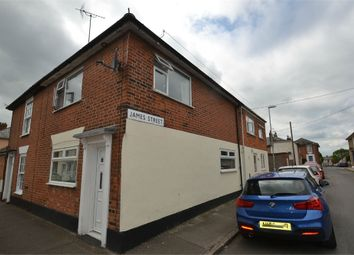 Thumbnail 2 bedroom flat to rent in James Street, Brightlingsea, Colchester, Essex
