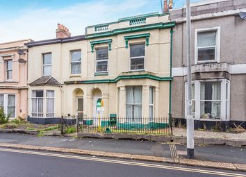 Thumbnail 1 bedroom flat for sale in North Road West, Plymouth