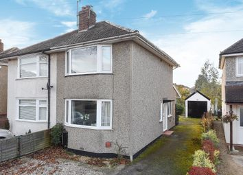 Thumbnail 2 bed semi-detached house to rent in Burdell Avenue, Headington
