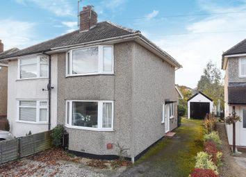 Thumbnail 2 bedroom semi-detached house to rent in Burdell Avenue, Headington