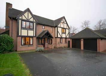 Thumbnail 4 bed detached house for sale in Bowbrook, Shrewsbury