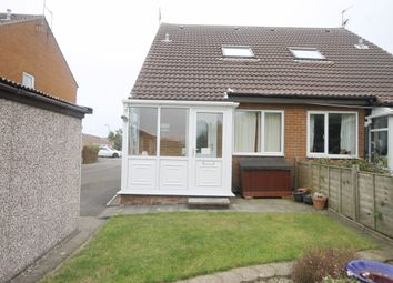 Thumbnail 1 bed end terrace house for sale in Cherry Tree Drive, Filey