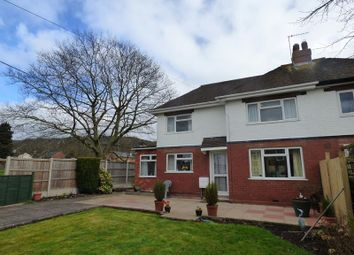 Thumbnail 2 bed semi-detached house for sale in 16 Crescent Road, Colwall, Malvern, Herefordshire