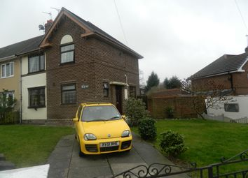 Thumbnail 3 bed semi-detached house for sale in Woden Road North, Darlaston, Wednesbury