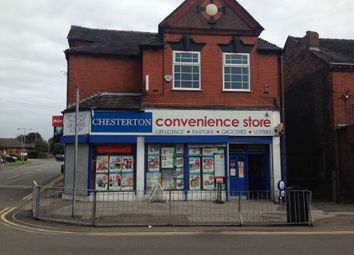 Thumbnail Commercial property for sale in London Road, Chesterton, Newcastle-Under-Lyme