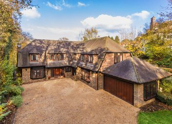 Thumbnail 6 bed detached house for sale in Quarry Road, Oxted
