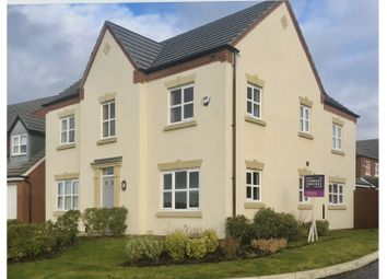 Thumbnail 4 bed detached house for sale in Washington Close, St. Helens