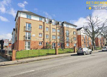 Thumbnail 1 bed flat for sale in Marlborough Court (Wallington), Wallington