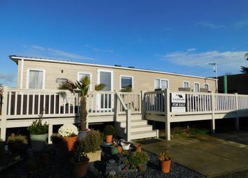 2 bed mobile/park home for sale in Franson Park, Warren Road, Hopton NR31