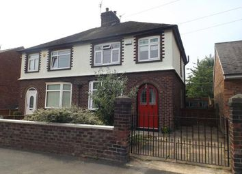 Thumbnail 3 bed semi-detached house for sale in Allotment Road, Cadishead, Manchester, Greater Manchester
