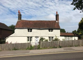 Thumbnail 3 bed detached house for sale in The Glade, Hailsham Road, Heathfield, East Sussex