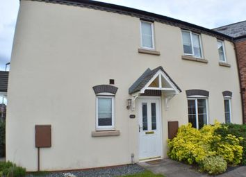 Thumbnail 2 bed flat for sale in Chesterfield Road, Lichfield, Staffordshire