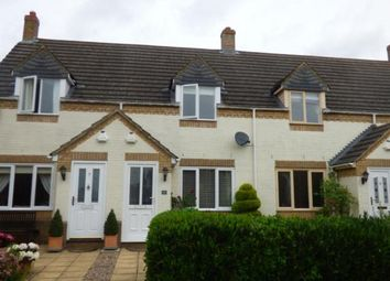 Thumbnail 2 bedroom terraced house for sale in Manor Close, Bozeat, Wellingborough, Northamptonshire