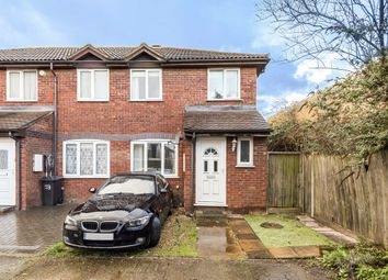 Thumbnail 3 bed terraced house for sale in Goodwin Close, Mitcham