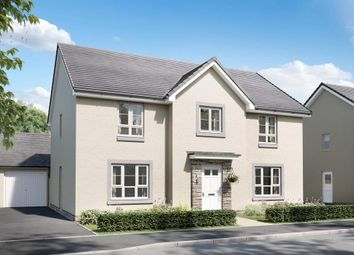 "Thumbnail 4 bed detached house for sale in ""Buchanan"" at Oldmeldrum Road, Inverurie"