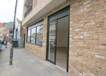 Thumbnail Retail premises to let in Vyner Street, London
