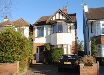 Thumbnail 3 bed detached house for sale in Westleigh Avenue, Leigh-On-Sea