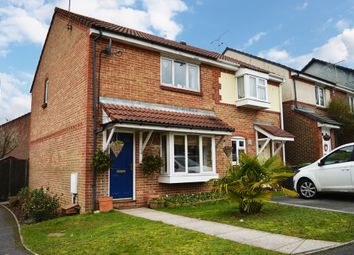 Thumbnail 3 bed semi-detached house for sale in Tillington Gardens, Clanfield, Waterlooville