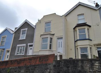 Thumbnail 2 bed terraced house for sale in Hillside Street, Totterdown, Bristol