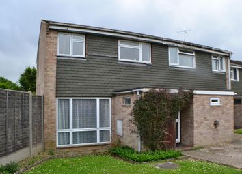 Thumbnail 3 bed end terrace house for sale in Burns Walk, Thatcham