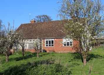 Thumbnail 3 bed detached bungalow for sale in Spetchley, Worcester