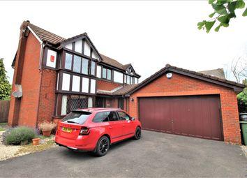 Thumbnail 4 bed detached house for sale in Leckhampton Gate, Shurdington Road, Cheltenham