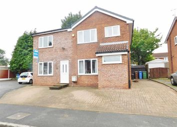 Thumbnail 4 bed detached house for sale in Hoxton Close, Bredbury, Stockport