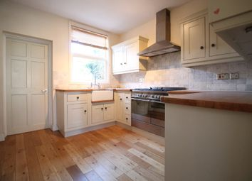 Thumbnail 2 bed end terrace house to rent in Stanley Road, West Bridgford, Nottingham