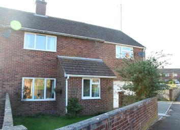Thumbnail 3 bed semi-detached house to rent in Mant Close, Wickham, Newbury, 8Hn.