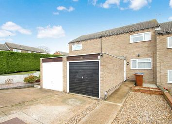 Thumbnail 2 bedroom terraced house for sale in Thornhayes Close, Ipswich