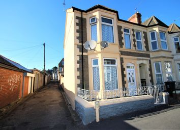 3 bed end terrace house for sale in Tewkesbury Street, Cathays, Cardiff CF24