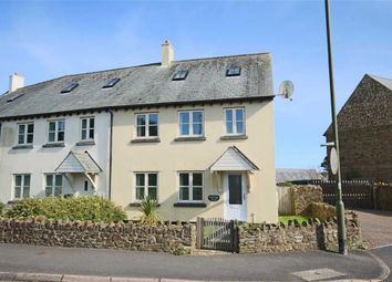 Thumbnail 4 bedroom end terrace house for sale in Ferrymans View, Hillhead, Brixham