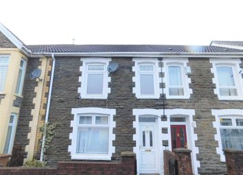 Thumbnail 3 bed terraced house for sale in Pengam Street, Glan Y Nant, Blackwood