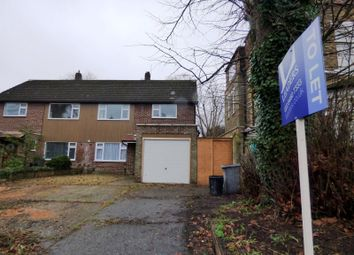 Thumbnail 3 bed semi-detached house to rent in Bromley Grove, Bromley