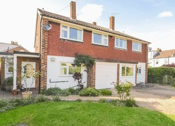 Thumbnail 4 bedroom semi-detached house for sale in Virginia Close, Ashtead