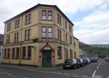 Thumbnail 1 bed lodge to rent in 15 Church Road, Ton Pentre